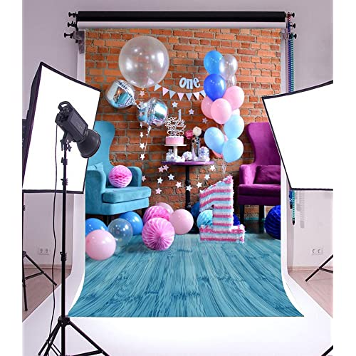 10X8FT Interior Office Room Backdrop New York Cityscape Backdrops for Photography Skyscraper French Window Shabby Wood Floor Vinyl Photo Background Kids Adults Portraits Studio Props